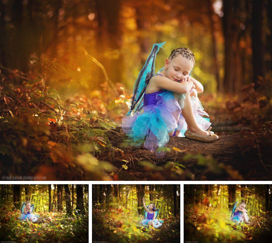 PHOTOGRAPHE ENFANT   SEANCE EN FORET   LOIRE & HAUTE-LOIRE