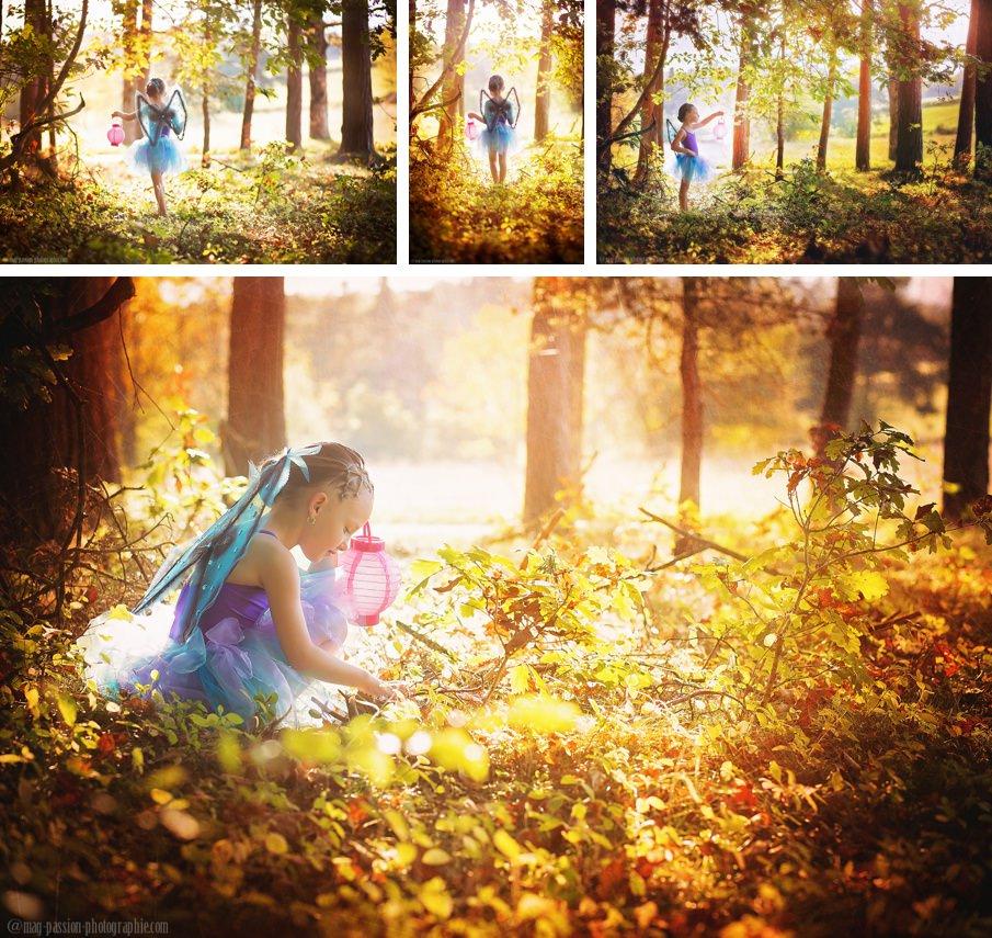 PHOTOGRAPHE ENFANT | SEANCE EN FORET | LOIRE & HAUTE-LOIRE