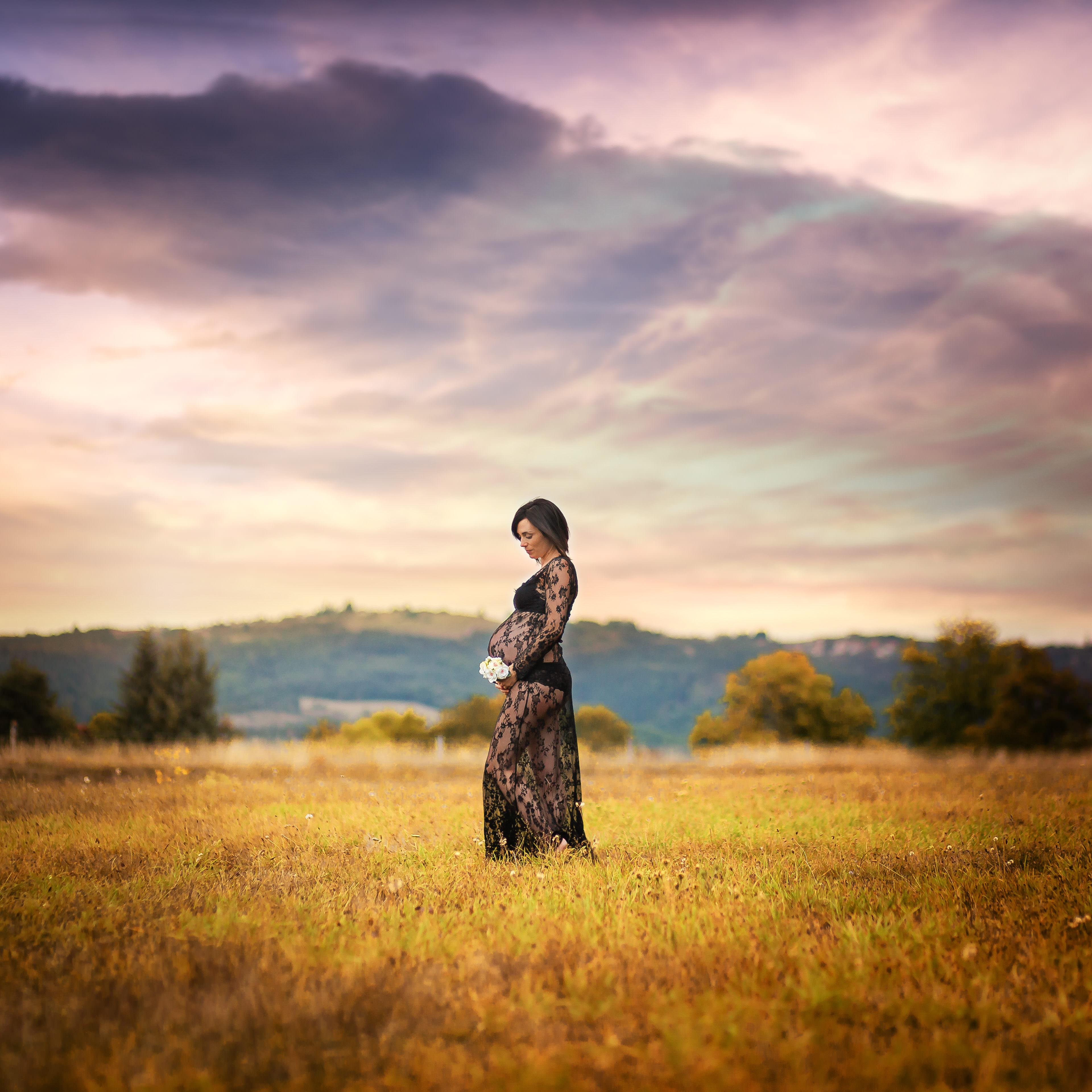 Photographe Grossesse | Photographe Bourgogne | Mâcon